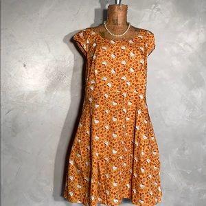 NWT Modcloth Hello Kitty Dress